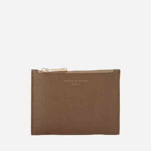 Aspinal of London Women's Essential Pouch Small - Deer Brown