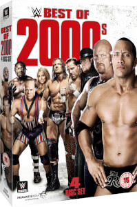 WWE: WWE Best Of 2000's