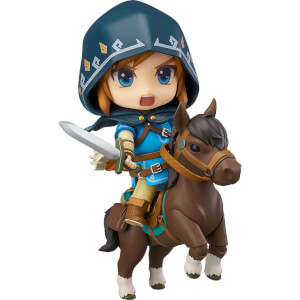Figurine Édition Deluxe Nendoroid Link - The Legend of Zelda Breath of the Wild