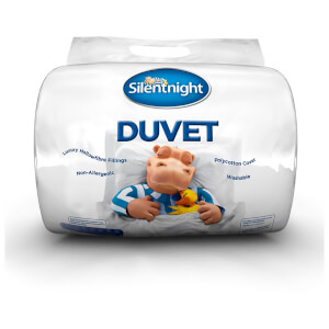 Silentnight Hollowfibre Duvet - 4.5 Tog