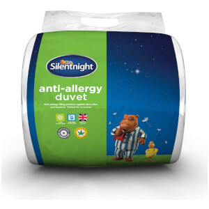 Silentnight Anti Allergy Duvet - 13.5 Tog