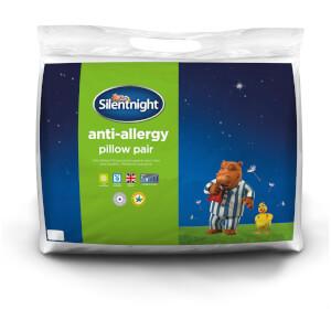 Silentnight Anti Allergy Pillow - 2 Pack