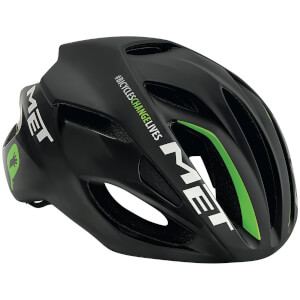 Met Rivale Road Helmet - Team Dimension Data 2017