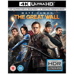 The Great Wall - 4K Ultra HD