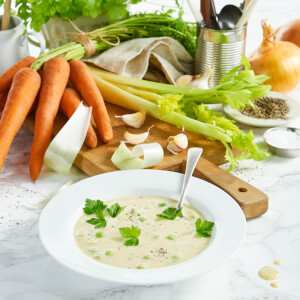 Meal Replacement Vegetable Soup
