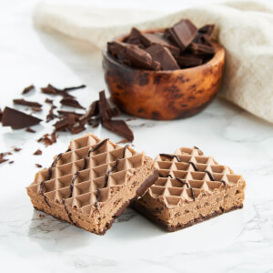 Chocolate Wafer High-Protein Healthy Snack