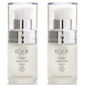 Eve Rebirth Instant Hyalu-Snake Serum (x2, Worth $268)