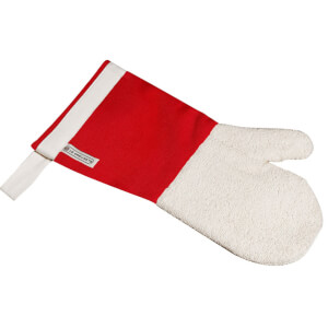 Le Creuset Oven Mitt - Red