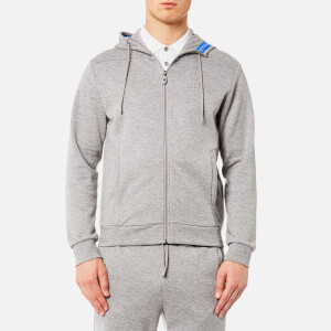 BOSS Green Men's Saggy Hoody - Grey