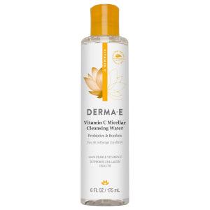 derma e Vitamin C Micellar Cleansing Water