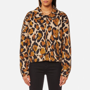Vivienne Westwood Anglomania Women's Goldfinch Bomber Jacket - Leopard