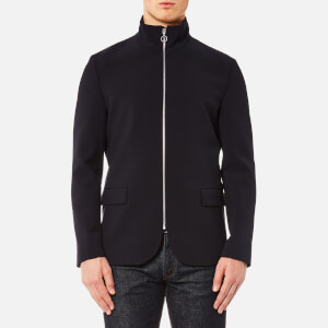 HUGO Men's Apino Zipped Jacket - Navy