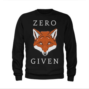 Sweat Homme Zero Fox Given - Noir