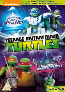 Teenage Mutant Ninja Turtles: Earth's Last Stand & SuperShredder S4 V3&4