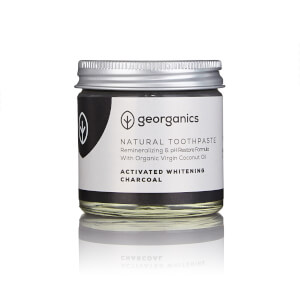 Georganics Charcoal Toothpaste 60ml