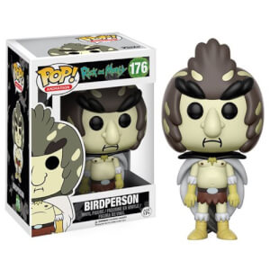 Rick and Morty Bird Person Pop! Vinyl Figur