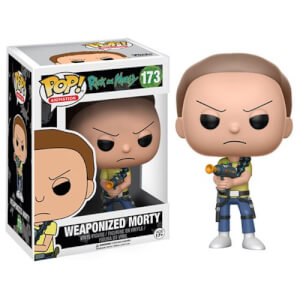 Rick and Morty Weaponized Morty Funko Pop! Vinyl