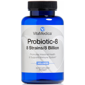 VitaMedica Probiotic-8 Dietary Supplement (Worth $40.00)