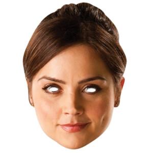 Doctor Who Clara Mask