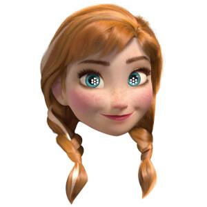 Masque de Déguisement Anna la Reine des Neiges - Disney