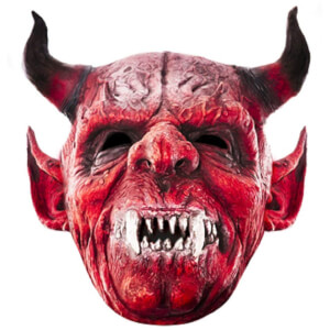 Devil Face Mask