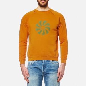 Levi's Vintage Men's 1960's Sweatshirt - Elevators Peanut/Green