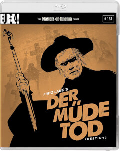 Der Müde Tod (Destiny) (Masters Of Cinema) - Dual Format (Includes DVD)
