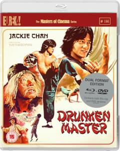 Drunken Master - Dual Format (Includes DVD)