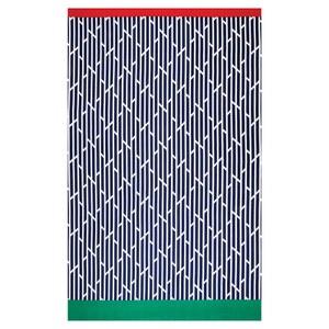 Hugo BOSS Carved Beach Towel - Wavy Flag