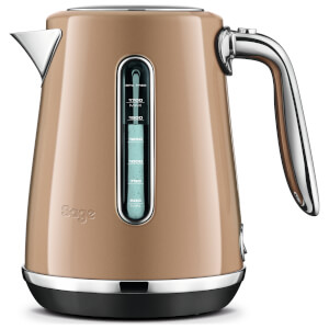 Sage by Heston Blumenthal BKE735BCM The Soft Top Luxe 1.7L Kettle - Burnt Caramel