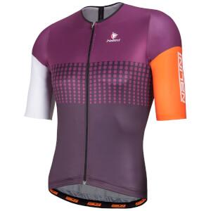 Nalini Velodromo Short Sleeve Jersey - Purple