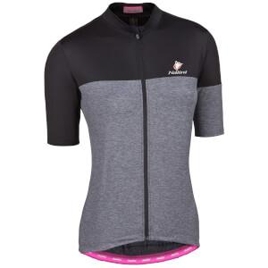 Nalini Women's Hug Short Sleeve Jersey - Black/Grey