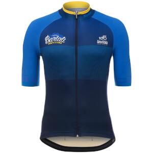 Santini Giro d'Italia 2017 Stage 11 Bartali Jersey - Blue