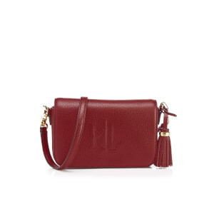 Ralph Lauren Women's Carmen Cross Body Bag - Red