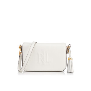 Ralph Lauren Women's Carmen Cross Body Bag - Eggshell