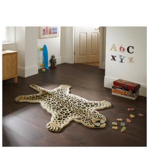 Flair Animals Leah Rug - Leopard Brown (90X150)