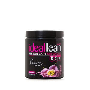 IdealLean Stim-Free Pre-Workout 20 Servings