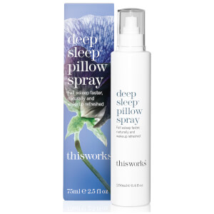 this works Deep Sleep Pillow Spray 250ml - 2019 Limited Edition