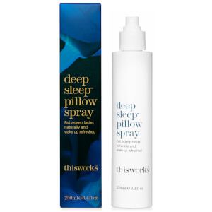 this works Deep Sleep Pillow Spray 250ml - 2017 Limited Edition