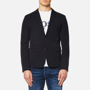 BOSS Orange Men's Bats_Bs Blazer - Blue