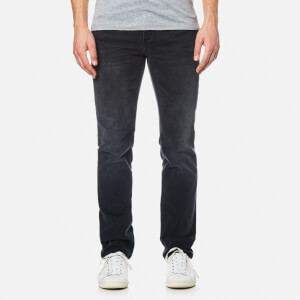 BOSS Orange Men's Orange 63 Denim Jeans - Black