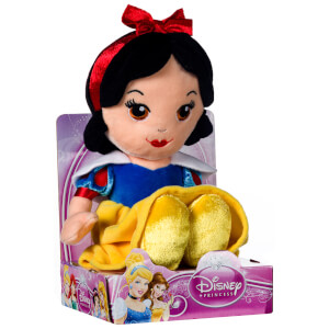 Peluche Disney Princesse Blanche-Neige Mignonne - 25 cm