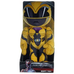 Grande Peluche Power Rangers - Jaune
