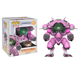 Overwatch D.Va with Meka 6-inch Funko Pop! Vinyl