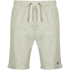 Tokyo Laundry Men's Gathorne Textured Jog Shorts - Blue