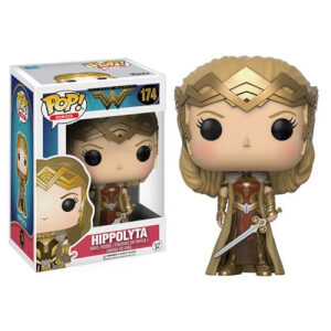 Figura Pop! Vinyl Hippolyta - Wonder Woman