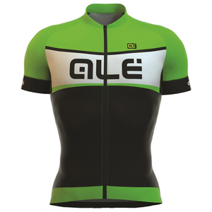 Alé Formula 1.0 Sprinter Jersey - Black/Green