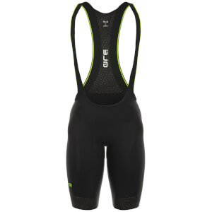 Alé Formula 1.0 Ultimate Bib Shorts - Black/Grey