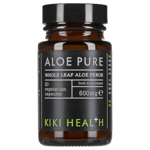 KIKI Health Aloe Pure Tablets (20 kapsler)
