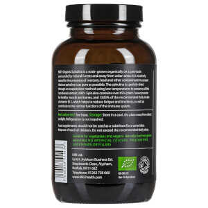 KIKI Health Organic Spirulina Powder 200g: Image 2